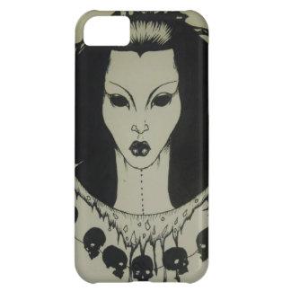 Koningin van nacht II iPhone 5C Hoesje