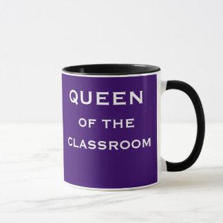 Koningin van Titel van de Leraar van het Mok