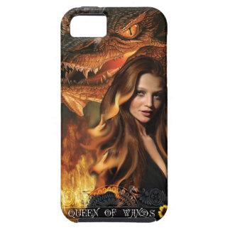 Koningin van Toverstokjes Tough iPhone 5 Hoesje