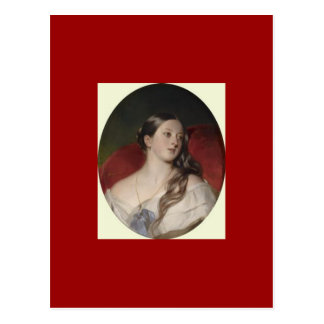 Koningin Victoria Briefkaart