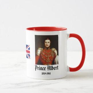 Koningin Victoria* Prince Albert Mug Mok