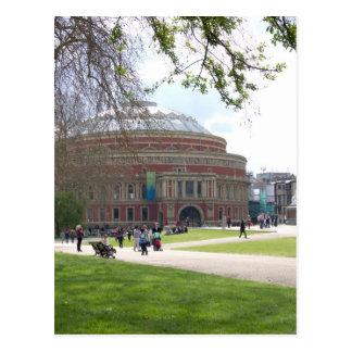 Koninklijk Albert Hall, Londen Briefkaart