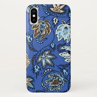Koninklijk van de Batik van Protea Hawaiiaanse iPhone X Hoesje