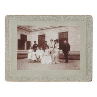 KONINKLIJKE FAMILIE Oostenrijk - Habsburg #055H Briefkaart