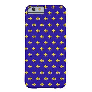 Koninklijke Franse Blauwe iPhone 6 Hoesje