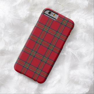 Koninklijke iPhone 6 van Stewart Tartan Plaid Barely There iPhone 6 Hoesje