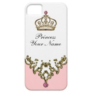 Koninklijke iPhone van het Monogram 5 Hoesjes