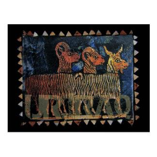 Koninklijke Norm van Ur Irak Briefkaart