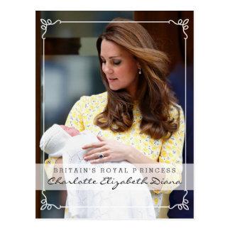 Koninklijke Prinses - William & Kate Briefkaart
