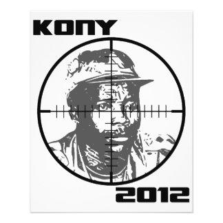 Kony 2012 Joseph Kony Target Crosshairs Folders