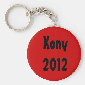 Kony 2012 sleutelhanger