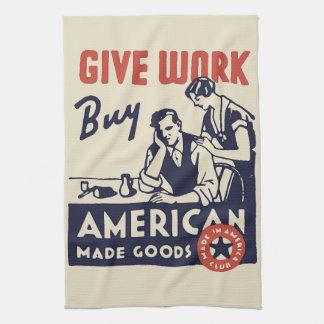 Koop Amerikaan Theedoek