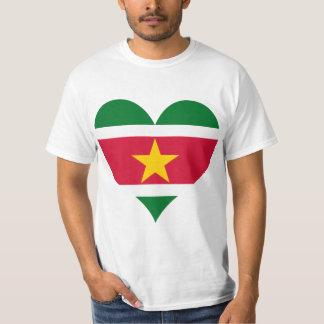 Koop de Vlag van de Suriname T Shirt