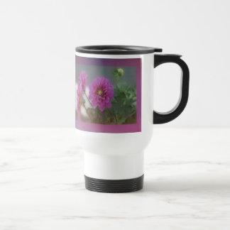 Kop van de Dahlia van de lavendel de Hete of Koude