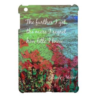 Koraal, Bloemen en goed bericht Hoesjes Voor iPad Mini