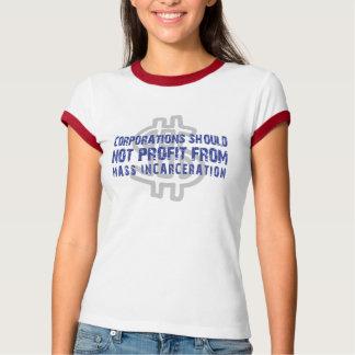 Korpsen. Niet van de Opsluiting van de Massa zou T Shirt