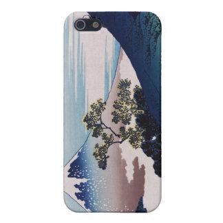 Koshu inume-toge, Hokusai iPhone 5 Cases
