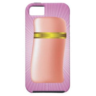 kosmetisch pictogram tough iPhone 5 hoesje