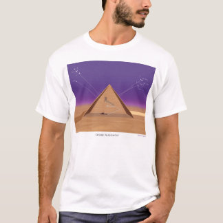 Kosmische Groepering - de T-shirt van het Mannen