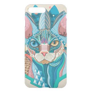 Kosmische Kat Sphynx iPhone 8/7 Plus Hoesje