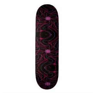 Kosmos X van Gnarly Raad van de Schuif van de 18,1 Cm Old School Skateboard Deck