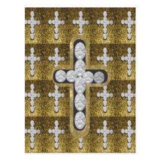 Kostbaarder dan Goud en Diamanten Briefkaart