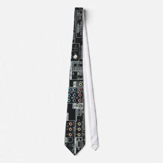 Kostuum omhoog met groot geluid persoonlijke stropdas