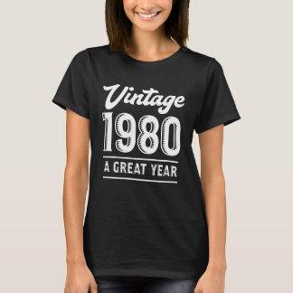Kostuum voor de 38ste Gift van de Verjaardag T Shirt