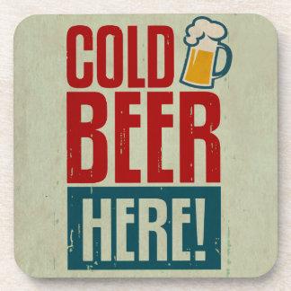 Koud Bier Onderzetter