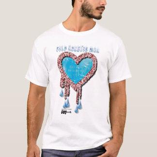 Koud Hearted Man T Shirt
