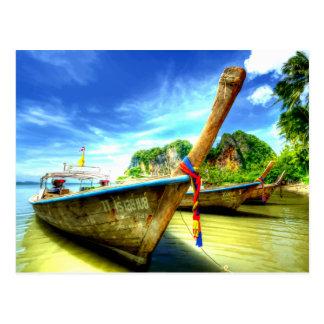 Krabi Thailand Briefkaart
