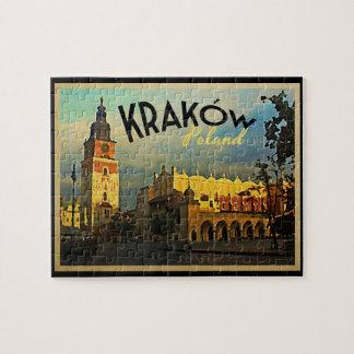 Krakau Polen Puzzel