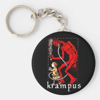 Krampus Keychain Sleutelhanger