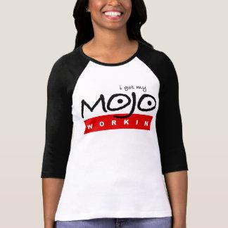 Kreeg Mijn Mojo Workin T Shirt