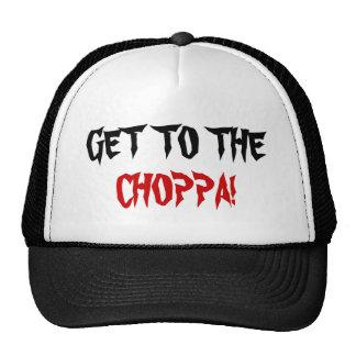 KRIJG AAN, CHOPPA! TRUCKER PET
