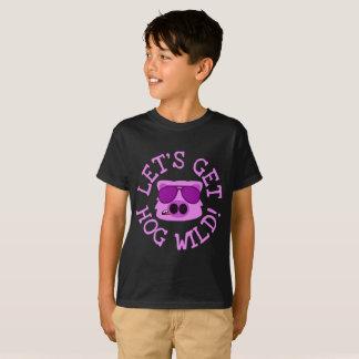 Krijg de Wildernis van het Varken T Shirt