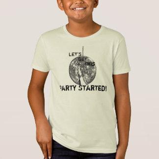 Krijg Deze Partij Begonnen T Shirt