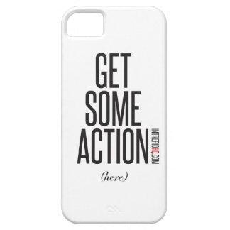 Krijg Één of andere Actie iPhone 5 Hoesjes