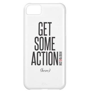 Krijg Één of andere Actie iPhone 5C Hoesje