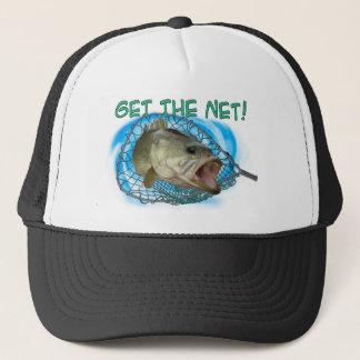 Krijg het Net! Trucker Pet