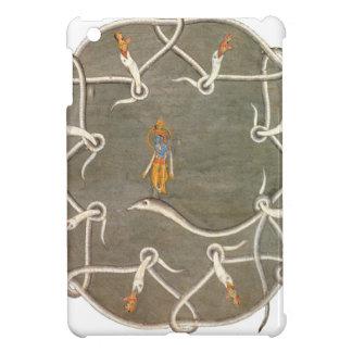 Krishna en het Serpent Kaliya Hoesjes Voor iPad Mini