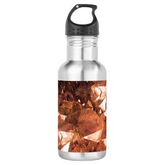 Kristal Amber Waterfles