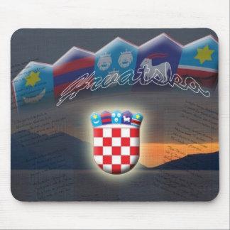 Kroatisch muisstootkussen muismatten