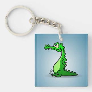 Krokodil Sleutelhanger