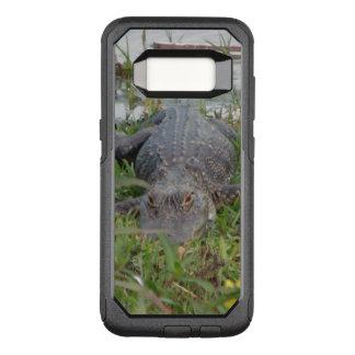 Krokodille Foto OtterBox Commuter Samsung Galaxy S8 Hoesje