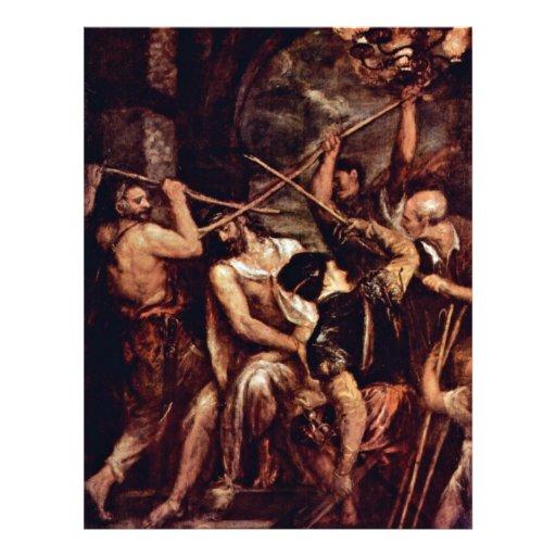 Kroon van Doornen door Tizian (Beste Kwaliteit) Fullcolor Folder