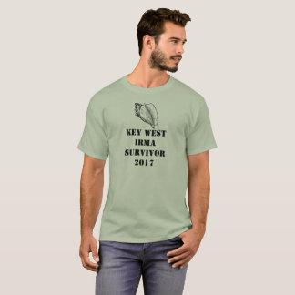 Kroonslak Key West Irma Survivor Hurricane Gift T Shirt