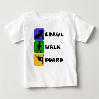 Kruip de Raad van de Gang Baby T Shirts