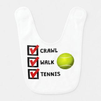 Kruip het Tennis van de Gang Slabbetje