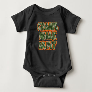 Kruip overhemd van de het babyjongen van de Jacht Romper